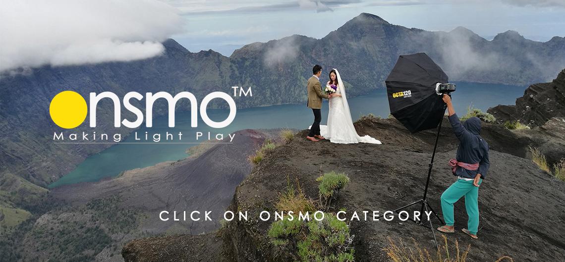 Onsmo Studio Lighting