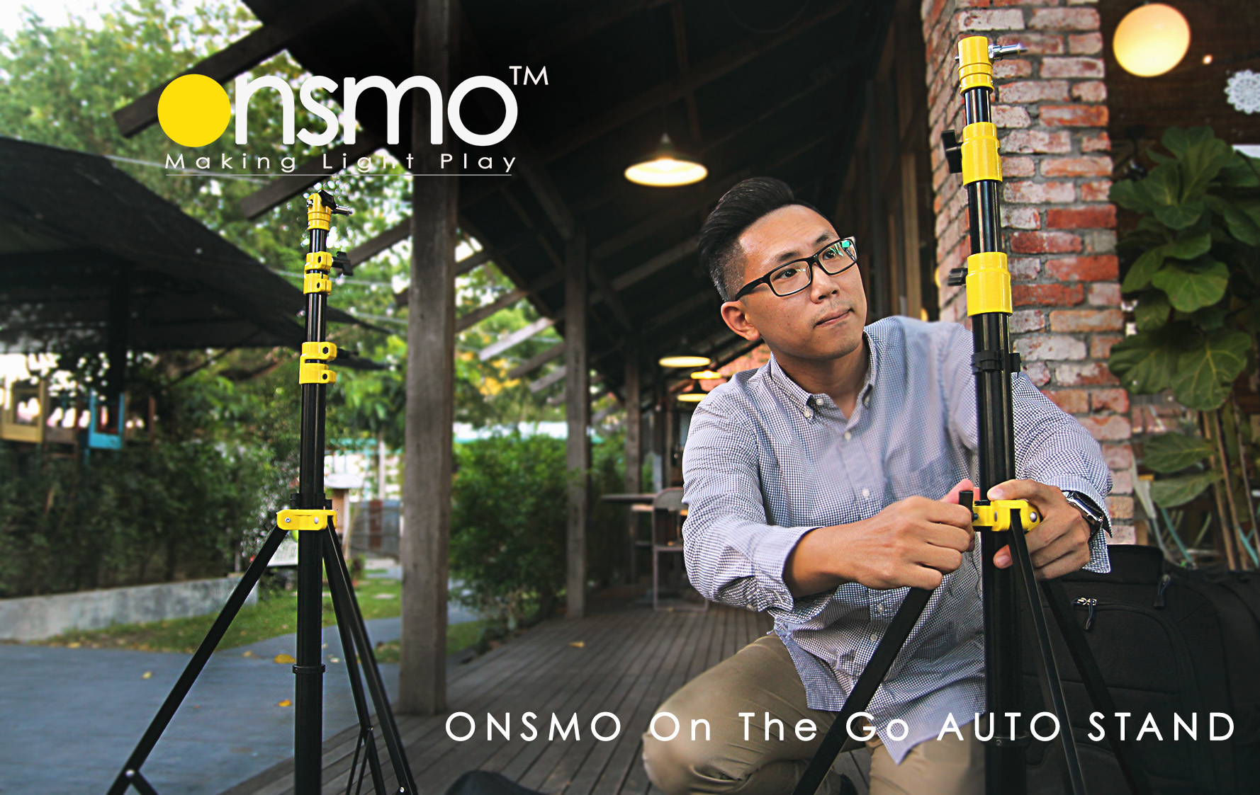Onsmo On The Go and Travel