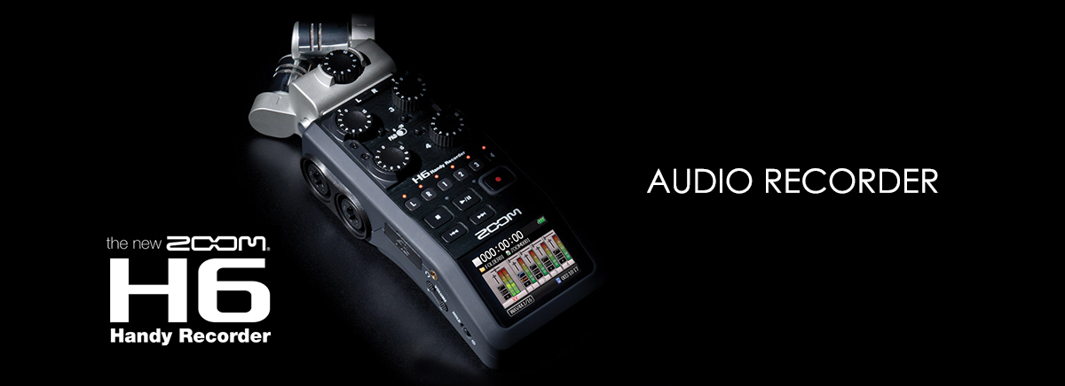 Audio Recorder (Zoom)