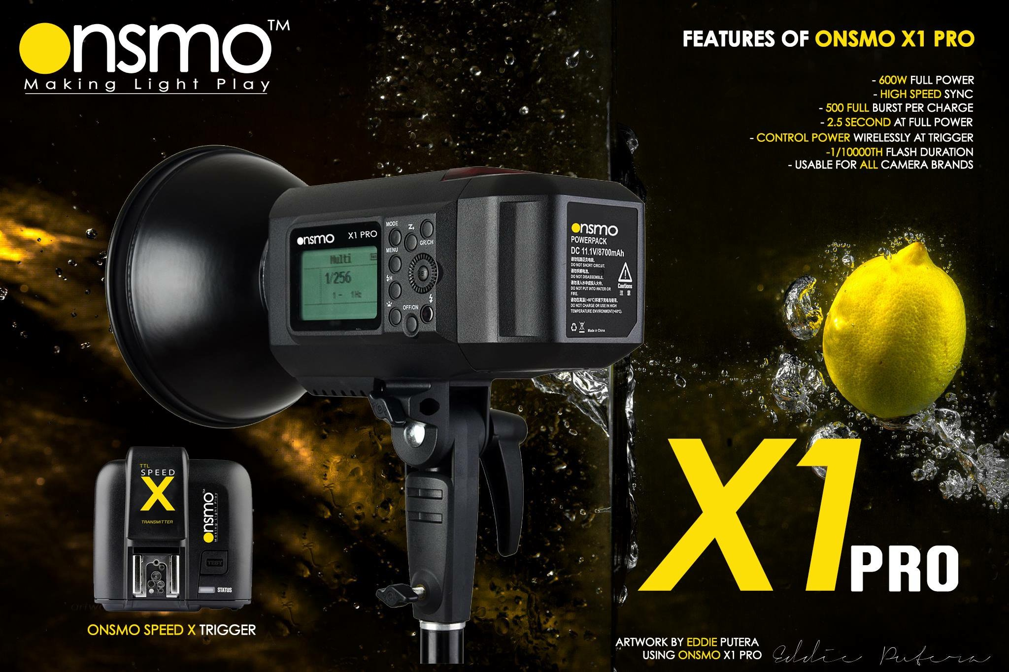 Onsmo Outdoor Strobes