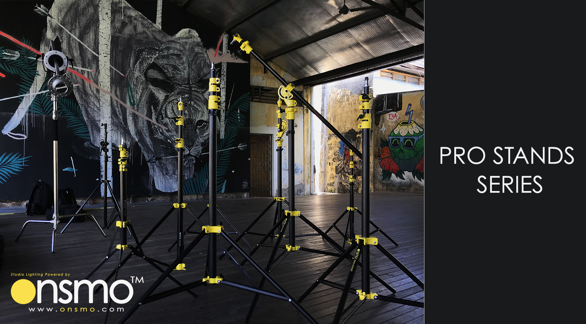 Onsmo Pro Stands Series