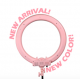 LED Ring light with Power Control (Pink) LARGE